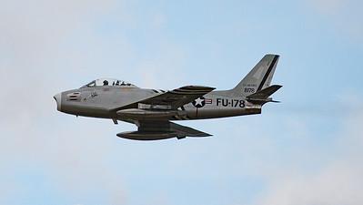 8178, F-86A, FU-178, G-SABR, North American, RIAT 2007, Sabre