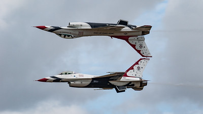F-16 Fighting Falcon, F-16C/D, Lockheed Martin, RIAT 2007, Thunderbirds, US Air Force, USAF Air Demonstration Squadron, Viper