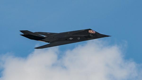 84-0825, F-117, Lockheed, Nighthawk, RIAT 2007, US Air Force