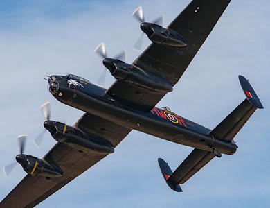 Avro, BQ-B, City of Lincon, HW-R, Lancaster B1, PA474, Phantom of the Ruhr, RIAT 2007