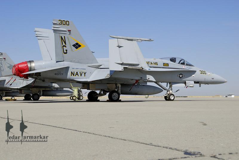 "CAG Bird from VFA-146 ""Blue Diamonds"""