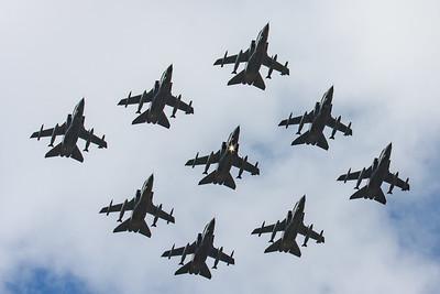 2008, Panavia Aircraft, RAF 90 Flypast, RIAT 2008, Tornado GR.4 - 11/07/2008@14:40