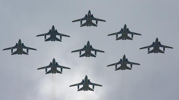 2008, Panavia Aircraft, RAF 90 Flypast, RIAT 2008, Tornado F.3 - 11/07/2008@14:39