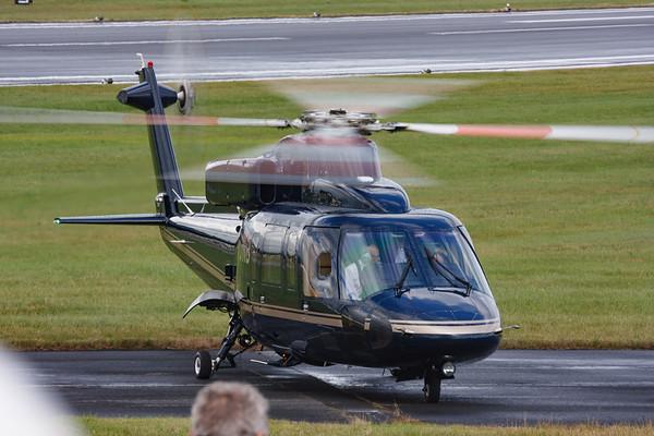 2008, C/N 76-0399, G-VONB, HM Queen Elizabeth II, Helicopter, RIAT 2008, Royal Flight, S-76B, Sikorsky - 11/07/2008@15:07