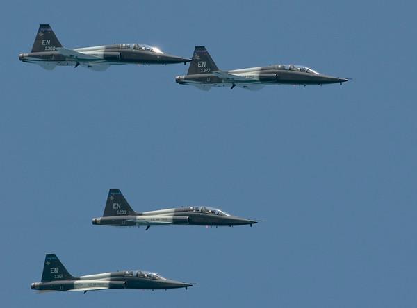 2009 Chicago Air Show Practice