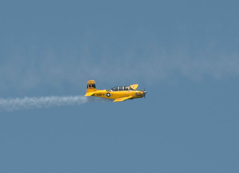 2009 Chicago Air Show practice - Aug. 13, 2009 - Lima Lima Flight Team