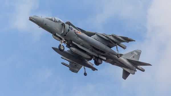 08A, BAe, British Aerospace, Harrier, Harrier GR.7, RIAT 2009, ZD327 - 18/07/2009