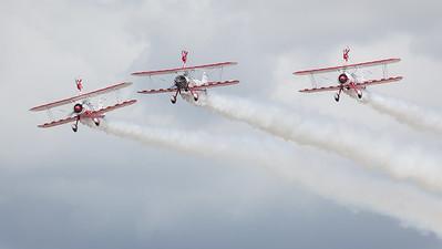 AeroSuperBatics, Boeing, Guinot, RIAT 2009, Stearman - 18/07/2009