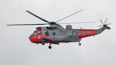 HU.5, RIAT 2009, Royal Navy - Rescue, Sea King, WS-61, Westland, ZA167 - 18/07/2009