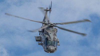 AW101 111, Agusta-Westland, HM.1, Merlin, RIAT 2009, Royal Navy, ZH861 - 18/07/2009