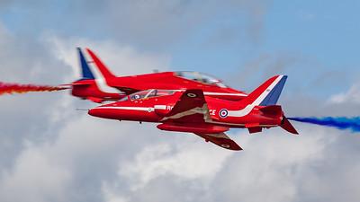 BAe, British Aerospace, Hawk T1, RAF, RIAT 2009, Red Arrows, Royal Air Force - 18/07/2009