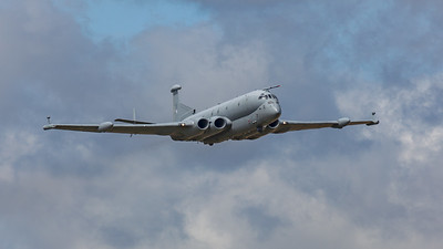 BAe, British Aerospace, Development Aircraft, Nimrod MRA.4, RAF, RIAT 2009, Royal Air Force, ZJ518 - 18/07/2009
