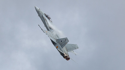 Boeing, C/N: 0840/A581, C15-59, F-18A+, Hornet, McDonnell Douglas, RIAT 2009, Spanish Air Force - 18/07/2009