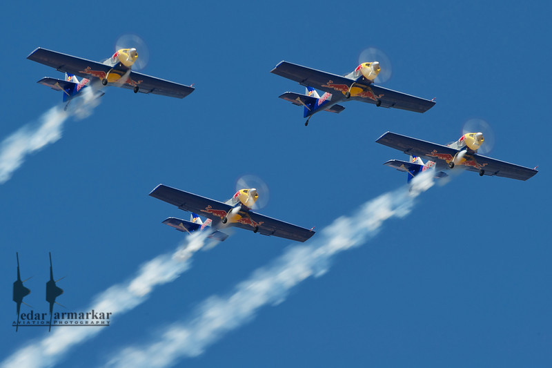 Pictures taken during Aero India 2011