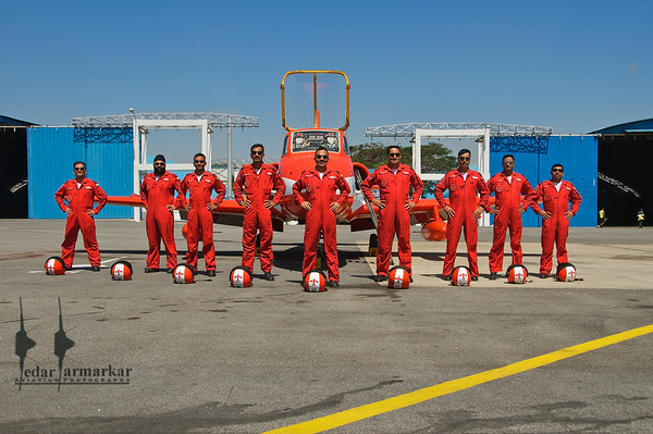 Suryakiran Aerobatic Team