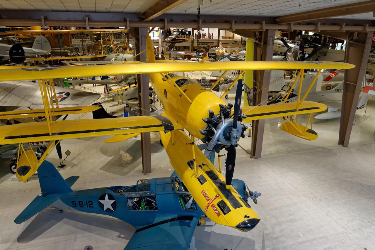 National Museum of Naval Aviation, NAS Pensacola.