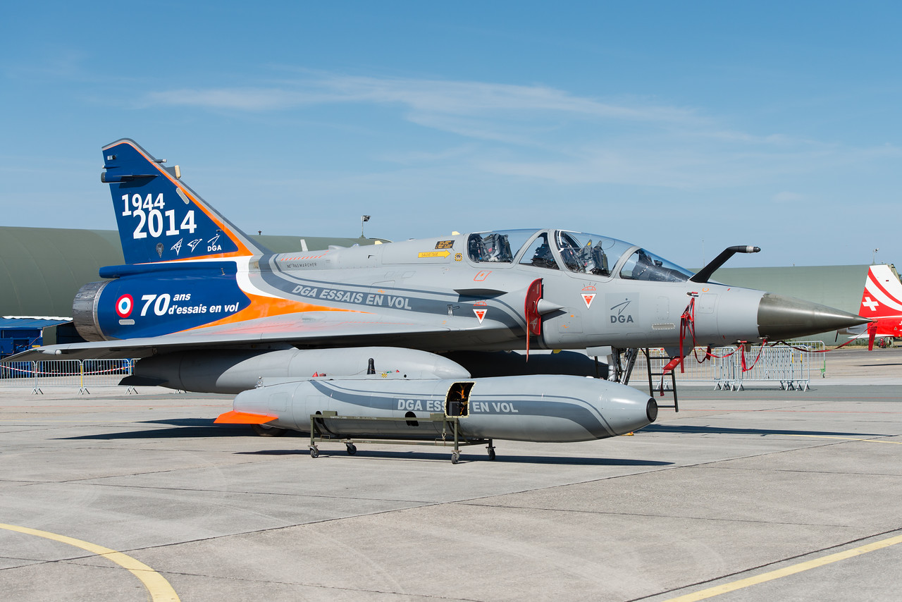 French Air Force 80th Anniversary Air Show. Spotter's Day at Cazaux AFB.