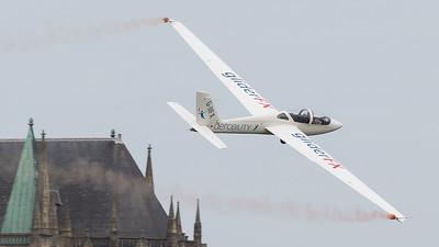 Fox, Glider, Guy Westgate, MDM-1, Marganski, Pilot, Shoreham 2014