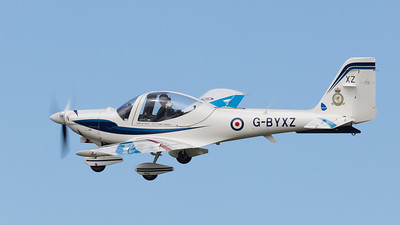 G-BYXZ, Grob Tutor, Shoreham 2014, Tutor