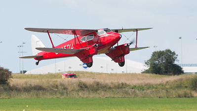 DH90A, De Havilland, Dragonfly, G-AEDU, Shoreham 2014