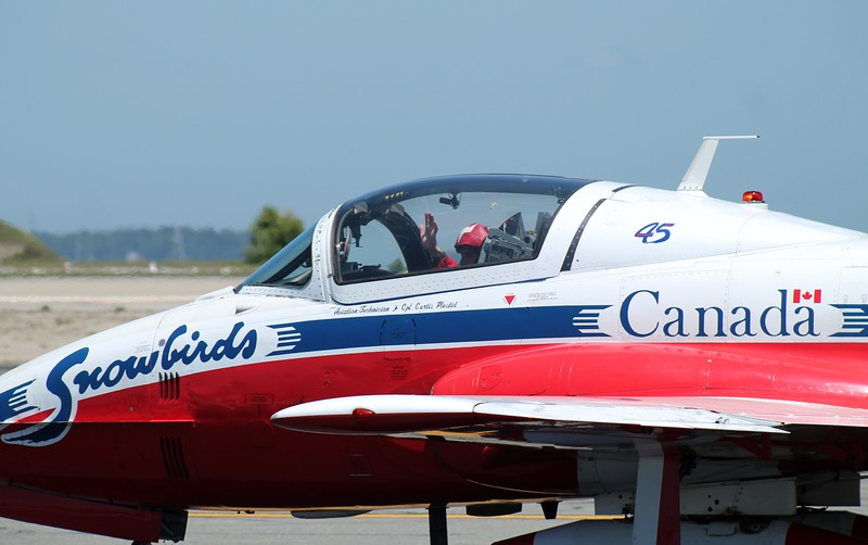 Canadian Snowbirds CT-114