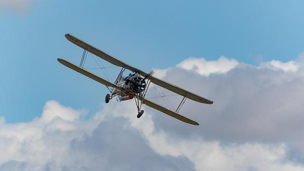 Display Team, Fairey Aviation Company Ltd., Old Sarum, RNHF, Royal Navy Historic Flight, Stringbag, Swordfish, Swordfish MK.I, W5856, aircraft, airshow