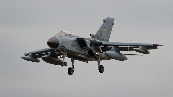 45-88, Arrivals, German Air Force, Panavia Aircraft, RIAT 2015, Tornado PA-200