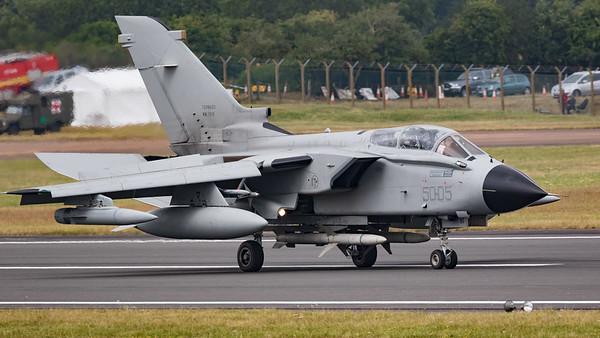 50-05, Italian Air Force, MM7019, Panavia Aircraft, RIAT 2015, Tornado A-200