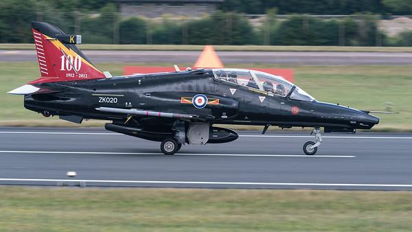 BAe, British Aerospace, Hawk T2, RAF, RIAT 2015, Royal Air Force, ZK020