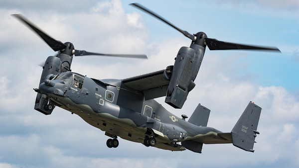 0050, Boeing, CV-22B, Osprey, RIAT 2015, Special Operations Command, US Air Force