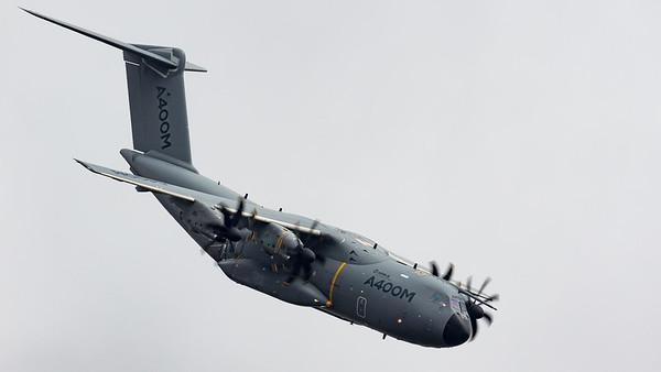 (6th Dev Aircraft), A400M, Airbus, EC-406, RIAT 2015