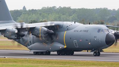 A400M, Airbus, Atlas, CN:017, RAF, RIAT 2015, Royal Air Force, ZM402