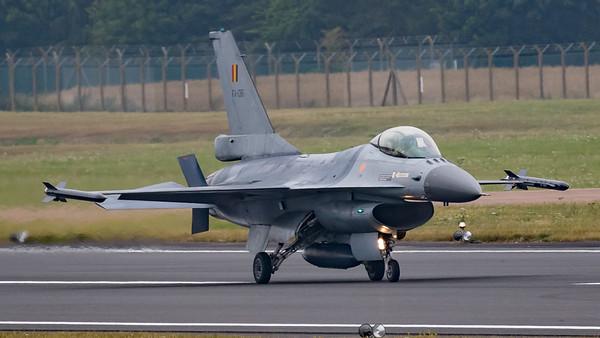 Belgium Air Force, F-16 Fighting Falcon, F-16AM, FA-136, Lockheed Martin, RIAT 2015, Viper