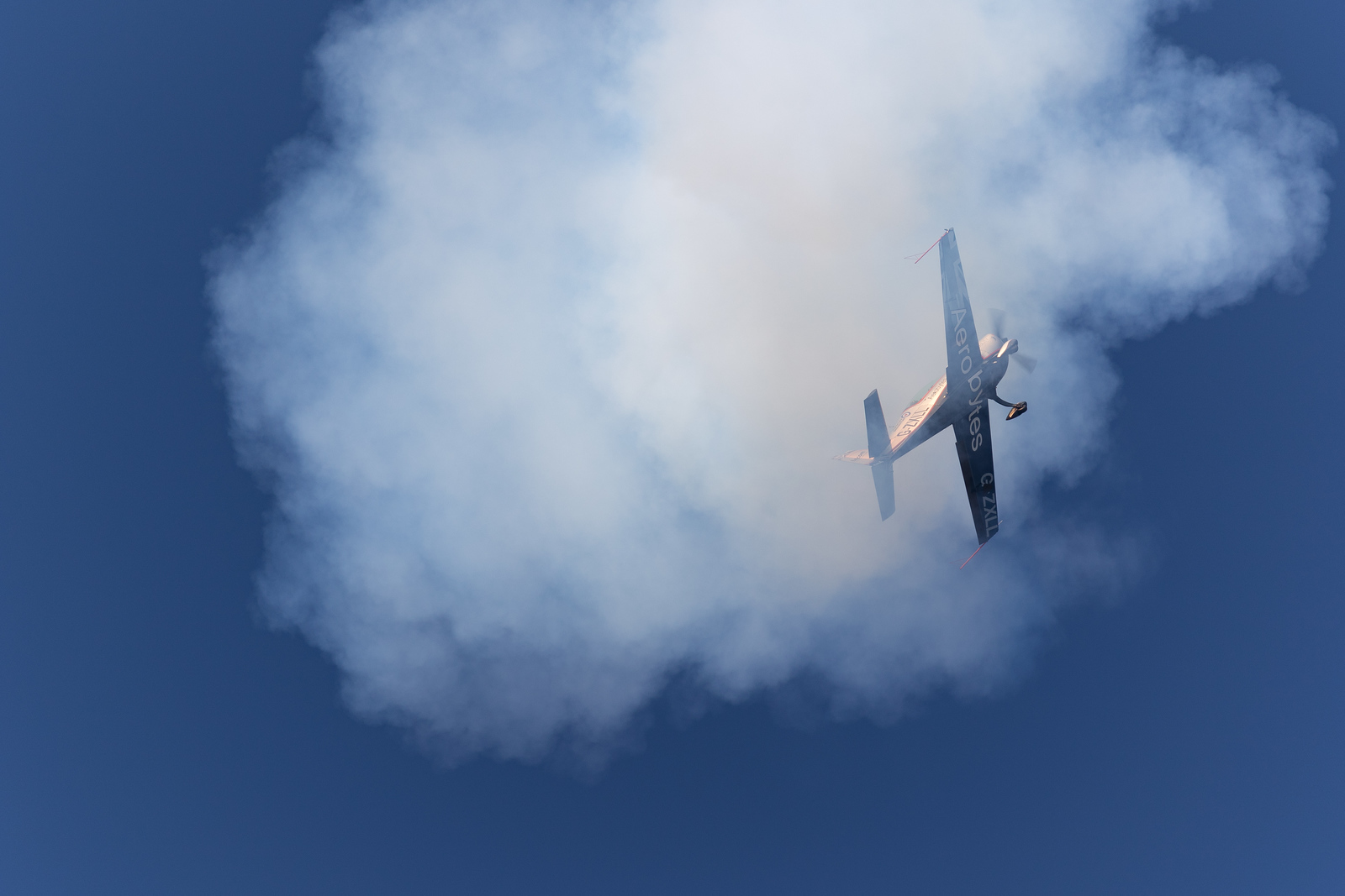 Display Team, Extra, Shoreham 2015, The Blades