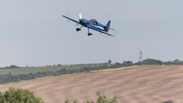 Avions Mudry, CAP-232, F-GXDB, Shoreham 2015