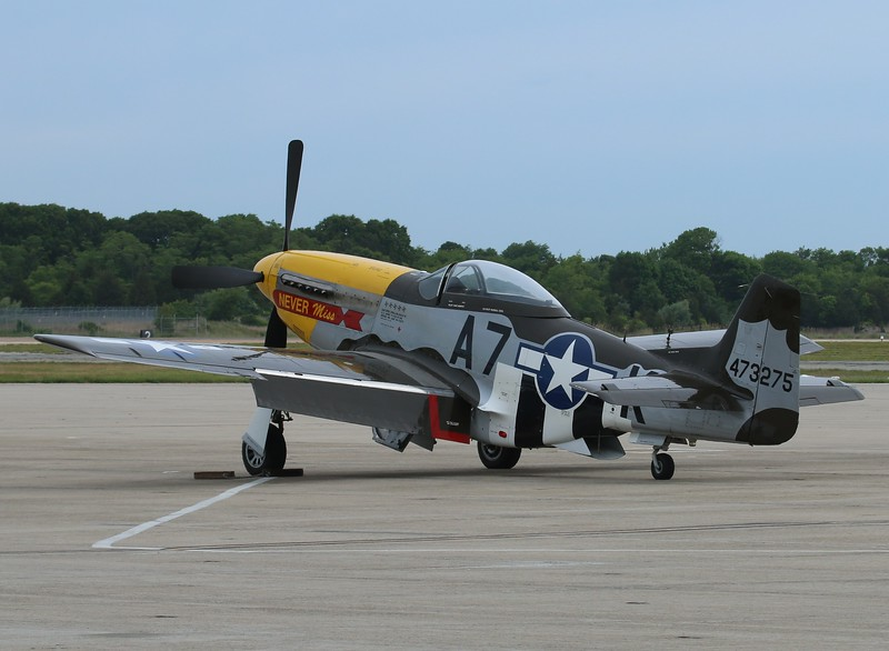P-51 Mustang N119H