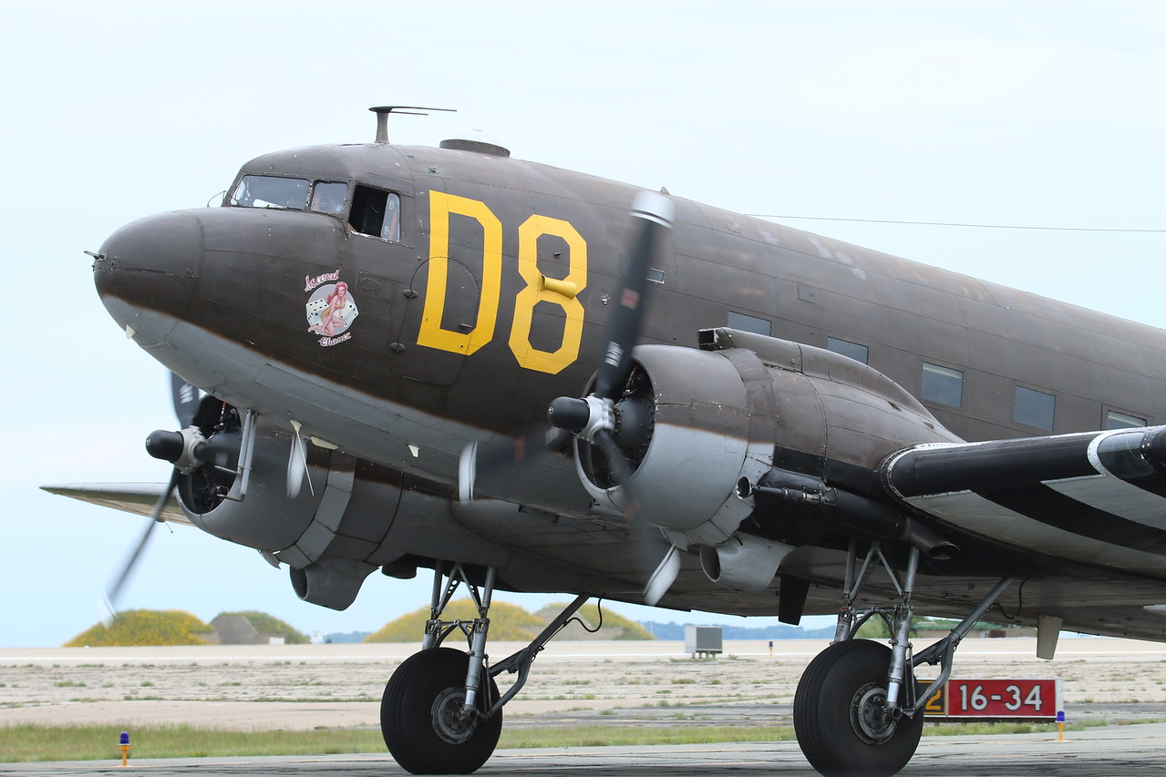 "C-47 ""Second Chance"""