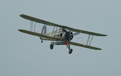 Biggin Hill, Biggin Hill 2016, Fairey Aviation Company Ltd., Festival of Flight, RNHF, Royal Navy Historic Flight, Stringbag, Swordfish, Swordfish MK.I, W5856