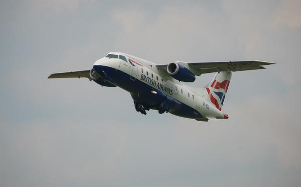 328JET, Biggin Hill, Biggin Hill 2016, British Airways, Dornier, Festival of Flight, OY-NCL, Sun-Air