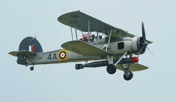 Biggin Hill, Biggin Hill 2016, Fairey Aviation Company Ltd., Festival of Flight, RNHF, Royal Navy Historic Flight, Stringbag, Swordfish, Swordfish MK.I, W5856