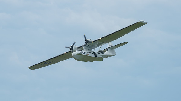 433915, Biggin Hill, Biggin Hill 2016, Consolidated, Festival of Flight, G-PBYA, PBY Catalina