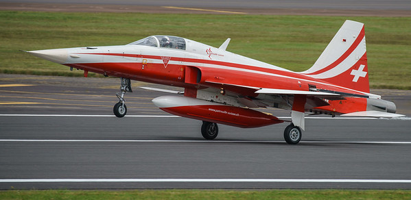F-5E, Northrop, Patrouille Suisse, RIAT2016, Swiss Air Force, Tiger II (15.1Mp)