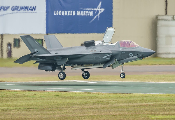 F-35, F-35B, Lightning II, Lockheed Martin, RAF, RIAT2016, Royal Air Force, ZM137 (6.5Mp)
