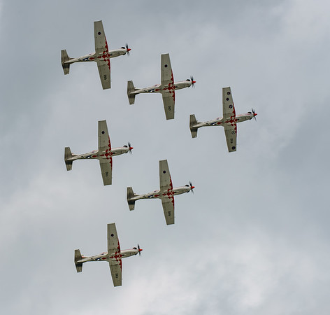 Croatian Air Force, Krila Oluje, PC-9M, Pilatus, RIAT2016, Swift, Wings of Storm (26.0Mp)