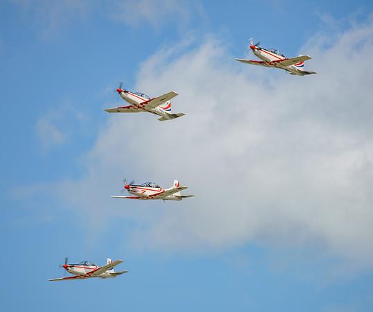 Croatian Air Force, Krila Oluje, PC-9M, Pilatus, RIAT2016, Swift, Wings of Storm (29.4Mp)