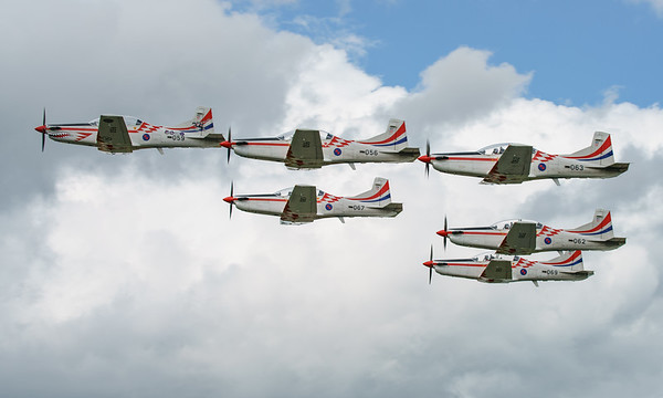 Croatian Air Force, Krila Oluje, PC-9M, Pilatus, RIAT2016, Swift, Wings of Storm (26.6Mp)