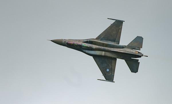 (Greek Air Force), 504, F-16 Fighting Falcon, F-16C Block 52+, Hellenic Air Force, Lockheed Martin, RIAT2016, Team Zeus, Viper (9.7Mp)