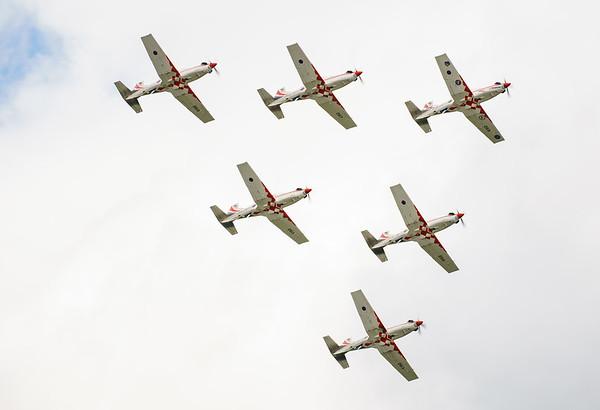 Croatian Air Force, Krila Oluje, PC-9M, Pilatus, RIAT2016, Swift, Wings of Storm (26.4Mp)