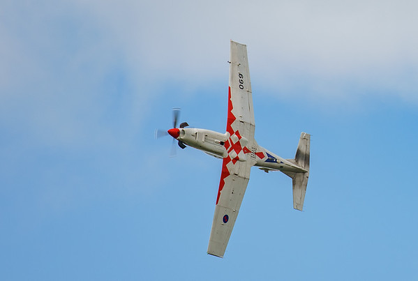Croatian Air Force, Krila Oluje, PC-9M, Pilatus, RIAT2016, Swift, Wings of Storm (5.5Mp)