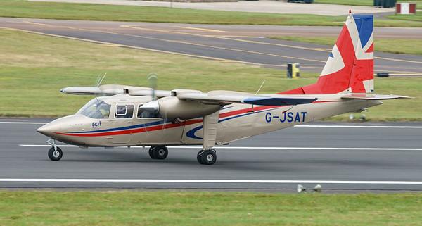 BN-2T, Britten-Norman, G-JSAT, RIAT2016, Turbo Islander (15.2Mp)